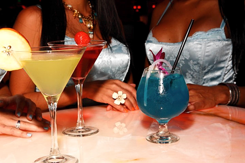 Blue Martini - Drink 4