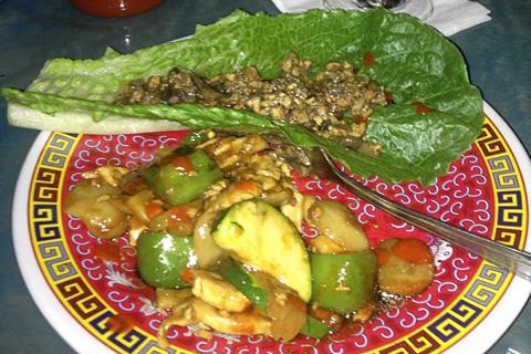 Chop and Wok - Food 2