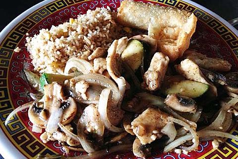 Chop and Wok - Food 3