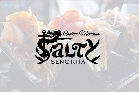 Salty Senorita - Logo