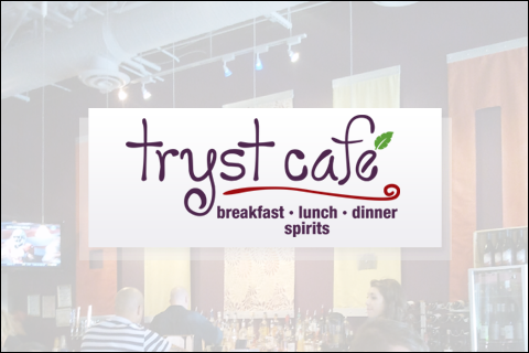 Tryst Cafe - Logo