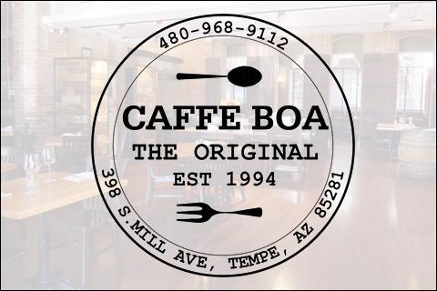 Caffe Boa - Logo