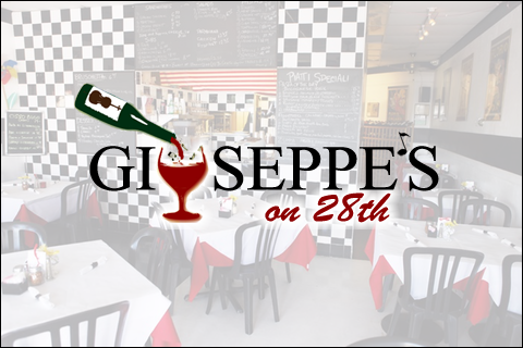 Giuseppe's on 28th - Logo