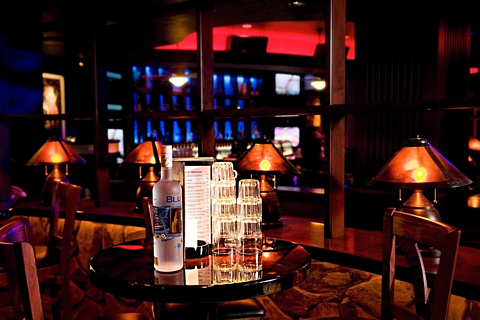 Blue Martini - Interior 1