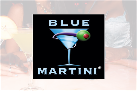Blue Martini - Logo