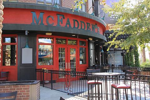 McFaddens - Exterior 1