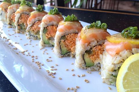 Big Eye Sushi - Food 2