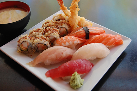 Big Eye Sushi - Food 5