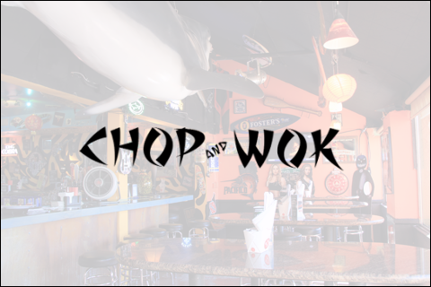 Chop and Wok - Logo