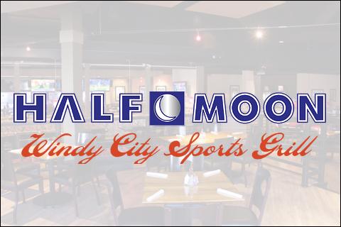 Half Moon Windy City Sports Grill - Logo