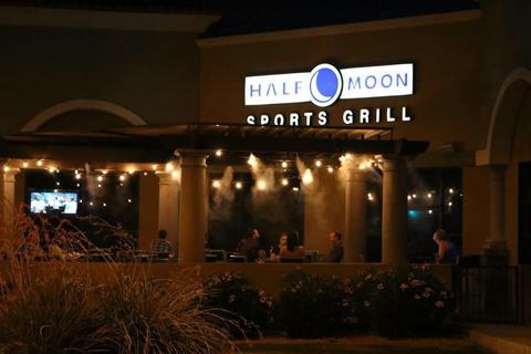 Half Moon Sports Grill - Ext 1