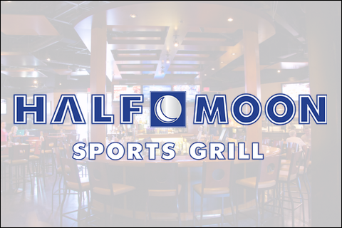 Half Moon Sports Grill - Logo