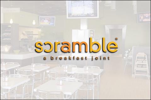 Scramble Scottsdale - Logo