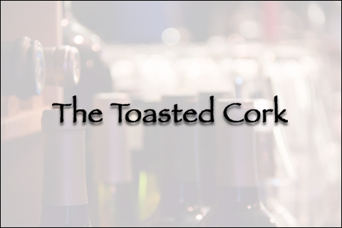 Toasted Cork - Logo