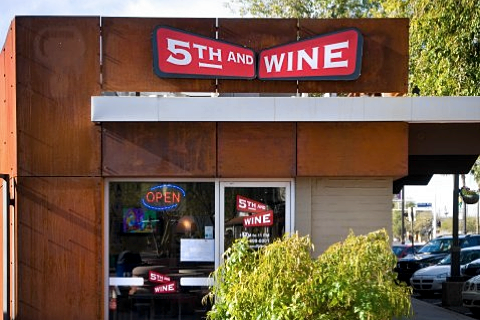 5th and Wine - Exterior 1