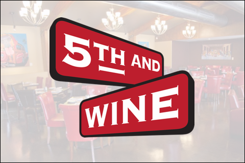 5th and Wine - Logo