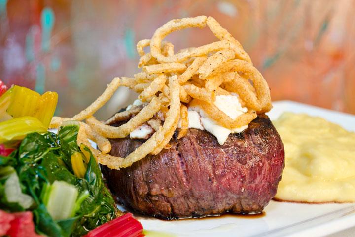 Mojo-Steak