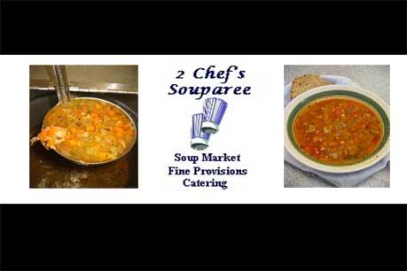 2 Chef's Souparee