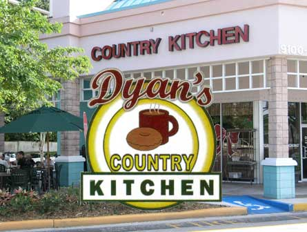 Dyan S Country Kitchen Coral Springs Fl