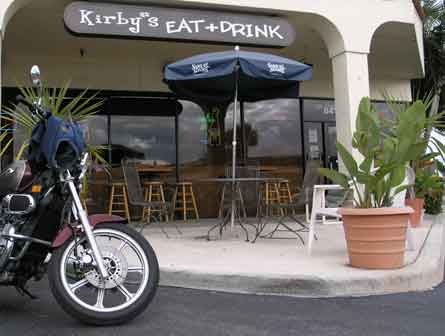 Kirby's Neighborhood Grille & Bar<br>Plaza La Mer