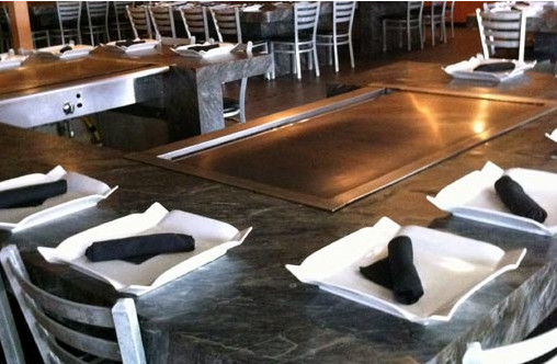 Habachi Table