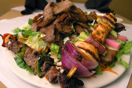 Aladdin Mediterranean Grill Local Dines
