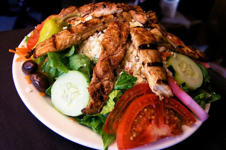 Aladdin mediterranean grill local dines for Aladdin mediterranean cuisine