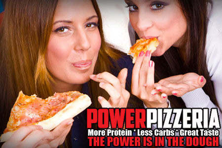 Power Pizza 30 sec