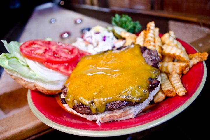 Snuggery-Burger