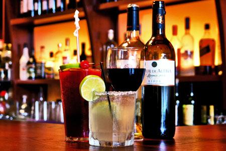 El Sabor Latino Drinks