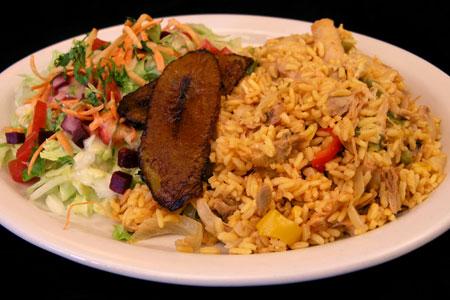 El Sabor Latino Rice