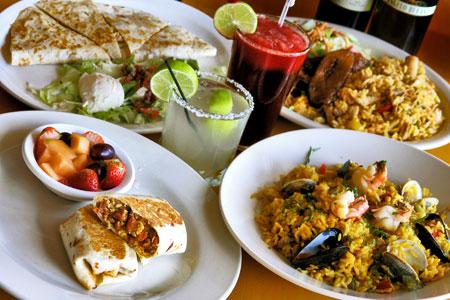 El Sabor Latino Table