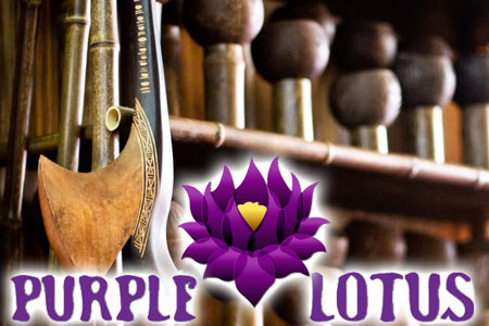 Purple Lotus 30 sec