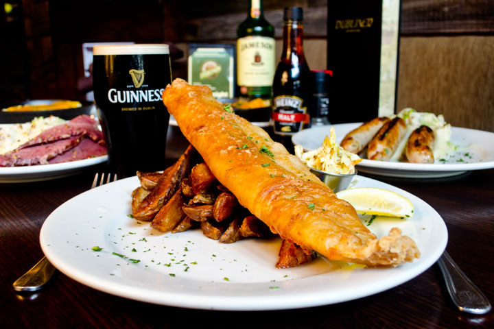 Dubliner-Irish-Pub-Ft.-Lauderdale-Fish-and-Chips
