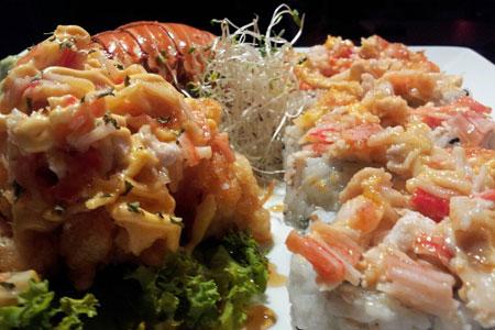 LobsterVolcanoRoll