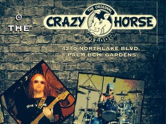 Crazy Horse 30 sec