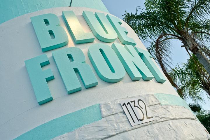 Blue Front 30 sec