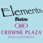 Crowne Plaza, The - Elements Bistro