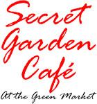 Secret Garden Cafe at The Green Market