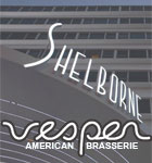 Vesper American Brasserie at Shelborne South Beach