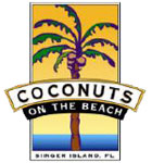 Coconuts on the Beach at Hilton Singer Island