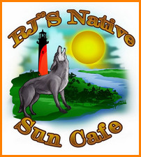 Rj's  Native Sun Cafe