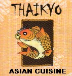 Thaikyo Asian Cuisine at the Plaza del Mar