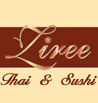 Ziree Thai & Sushi (Across from City Hall)